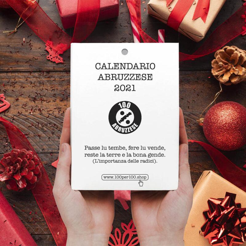 Calendario 100% Abruzzese